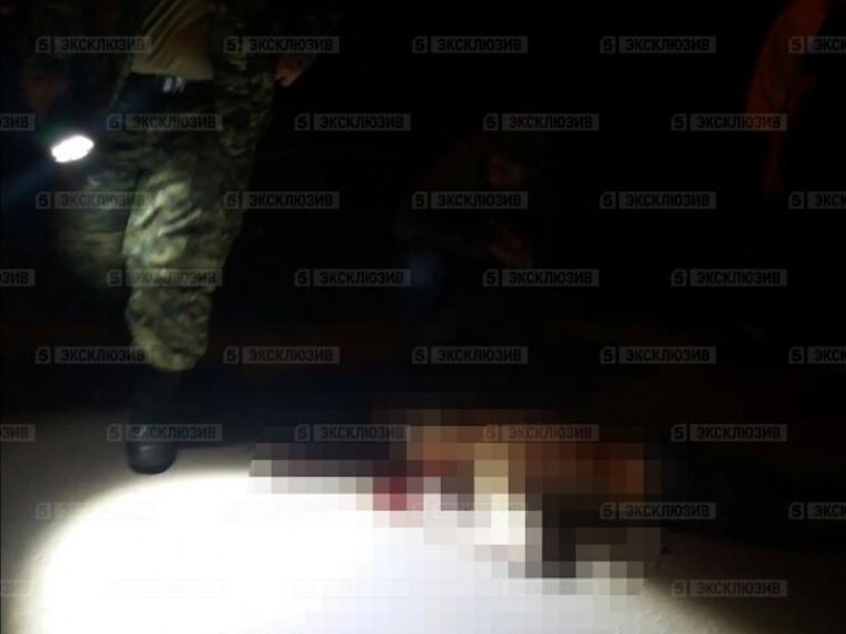Опубликовано видеосместа падения изокна мужчины вМоскве