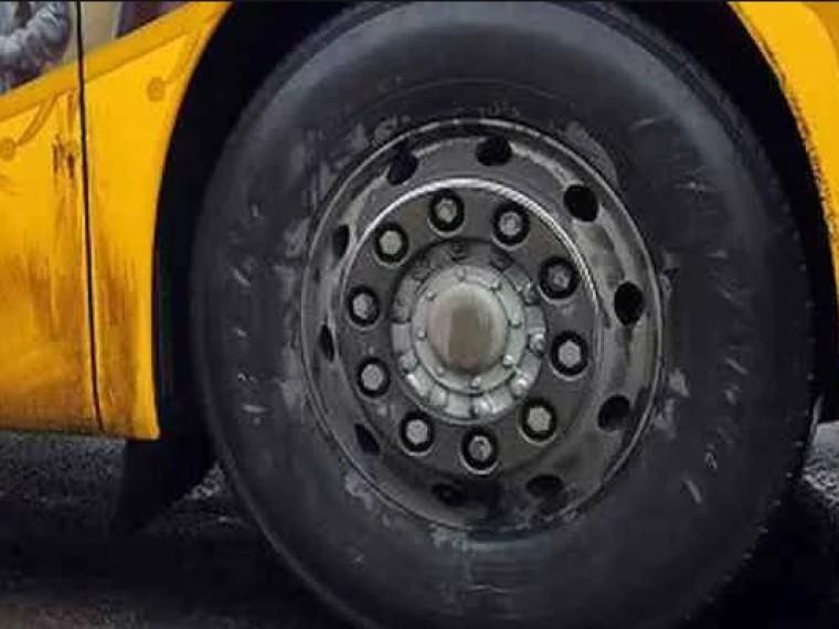 ВМакедонии перевернулся автобус стуристами