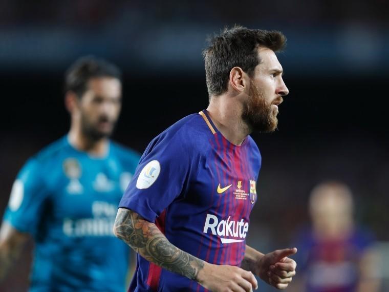 Месси подумывает опереходе из«Барселоны»