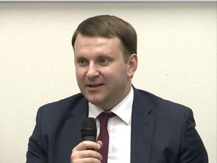 Максим Орешкин: здравоохранение— самая быстрорастущая статья бюджета