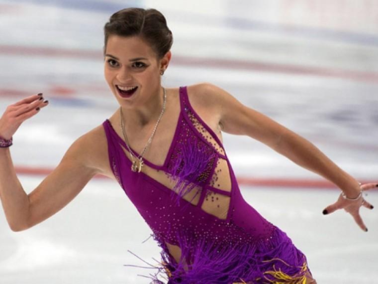 Олимпийская чемпионка Аделина Сотникова пропустит сезон-2017/18 из-за травмы
