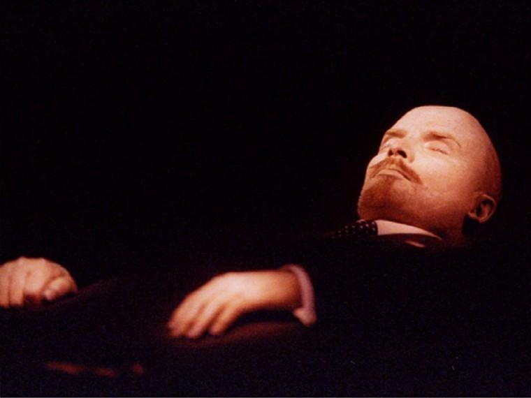 Тело Ленина