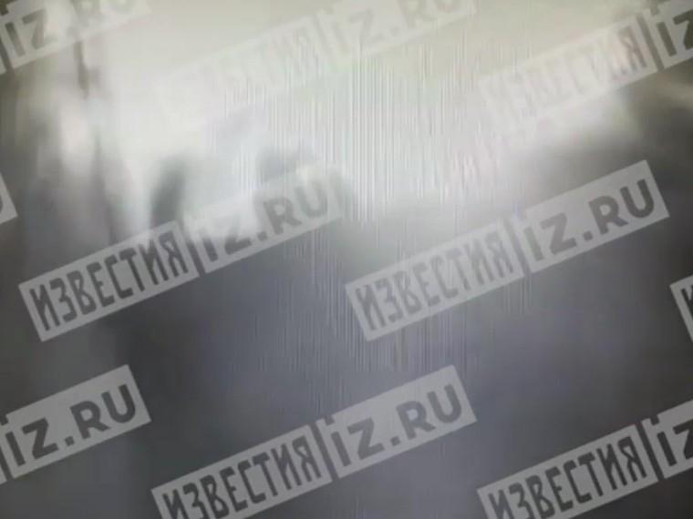 Опубликовано видео сместа поджога четырех машин вМоскве