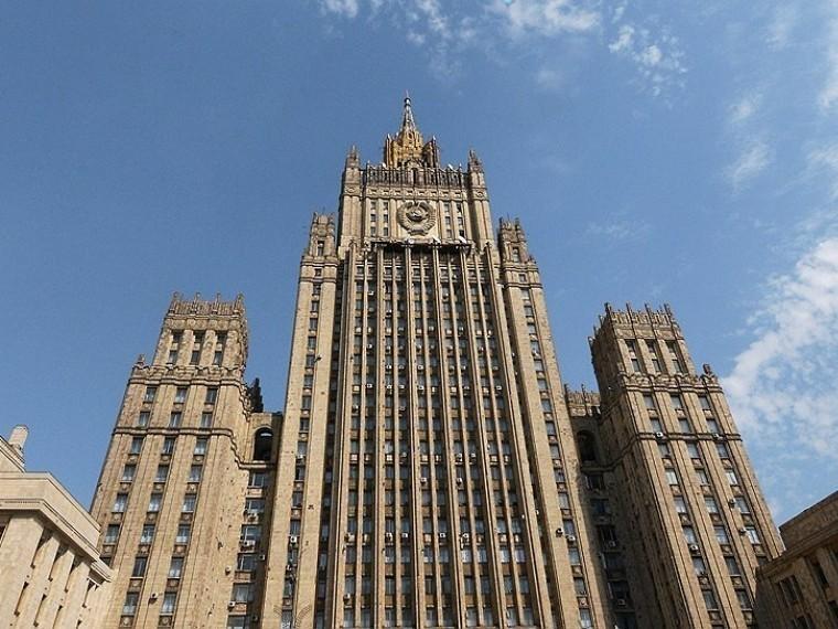 МИД РФ: Упоминание Украиной силовых сценариев вДонбассе аморально иущербно