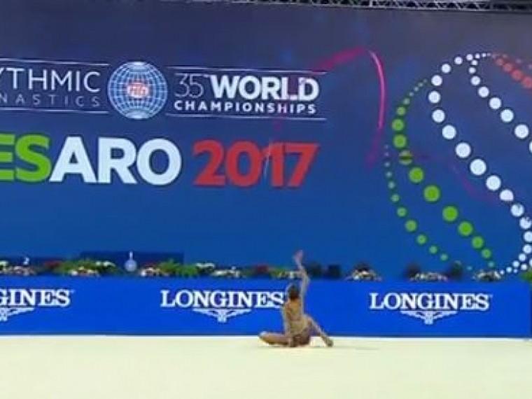Россиянки взяли золото вмногоборье наЧМпохудожественной гимнастике