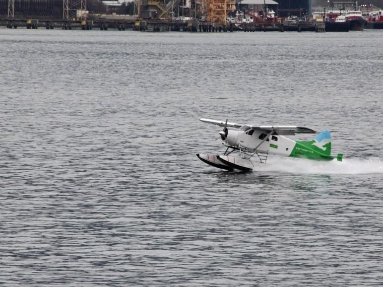 ВТверской области гидросамолёт совершил жёсткую посадку наозеро Селигер