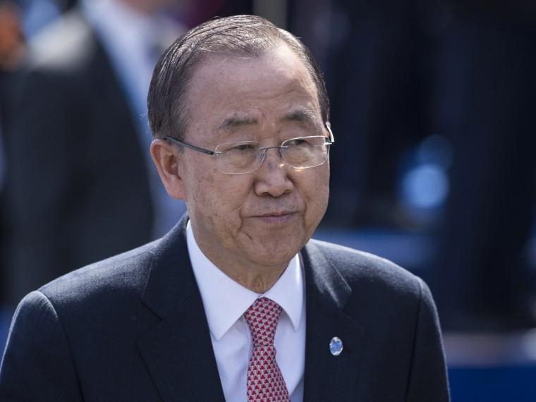Бывший генсек ООН Пан ГиМун займётновую международную должность
