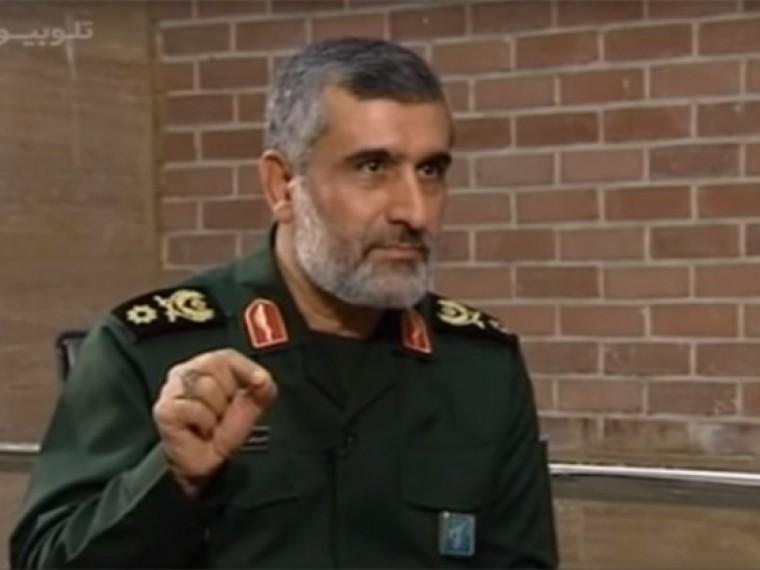 Иран добыл доказательства поддержки США террористов ИГ*