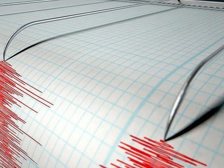 ВКитае произошло землетрясениемагнитудой5,7