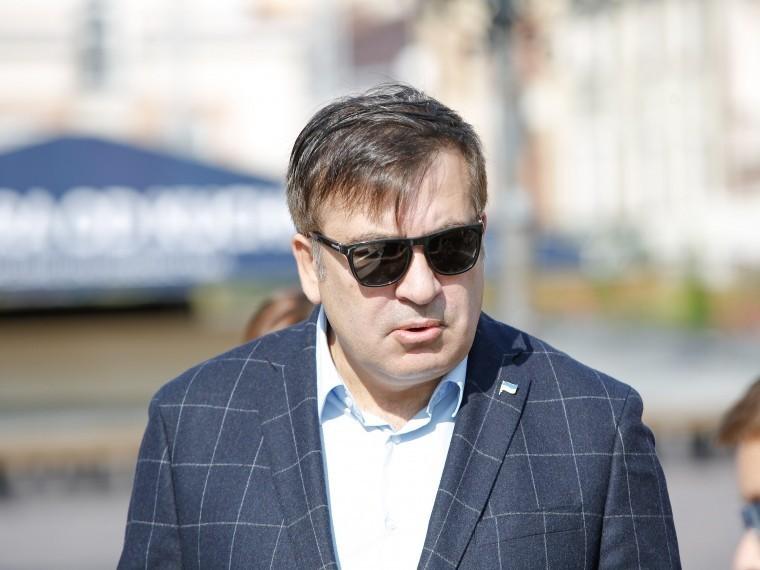 Саакашвили вполне возможно планирует срыв ЧМ-2018