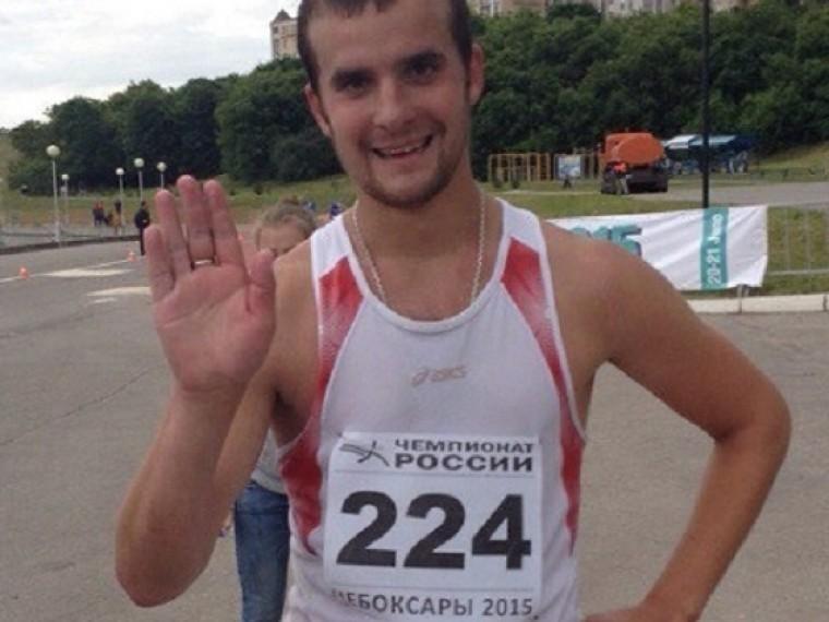 перспективным атлетом тренер убитого спортсмена-ходока николая иванова