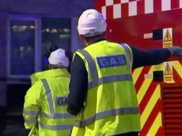 Двоечеловек пострадали вовремя взрыва вНоттингеме