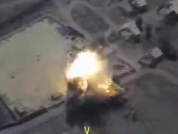 850 террористовликвидировали ВКС России вСирии всего засутки