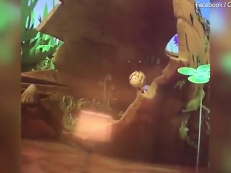ВСША испугались изображения пениса вмультфильме