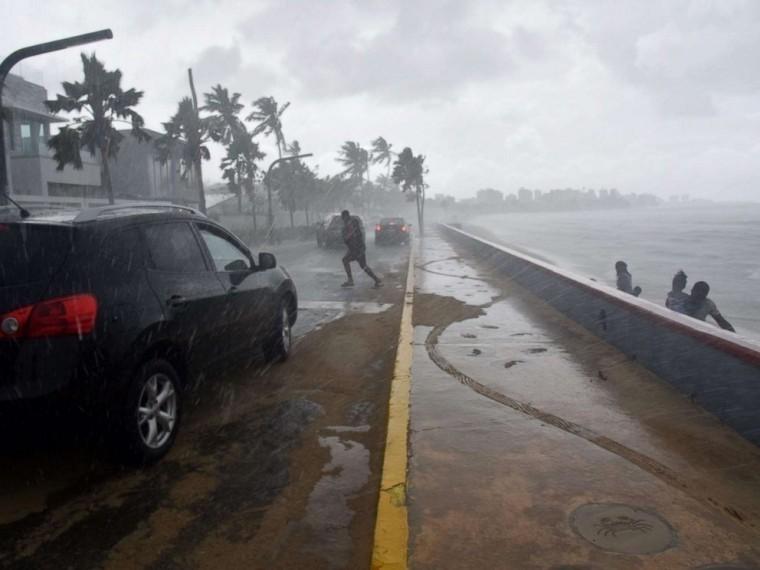 Двухбальная «Мария» оставила без света весь Пуэрто-Рико