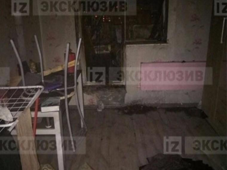 ВКрасногорске сосед спас изпожара двух подростков