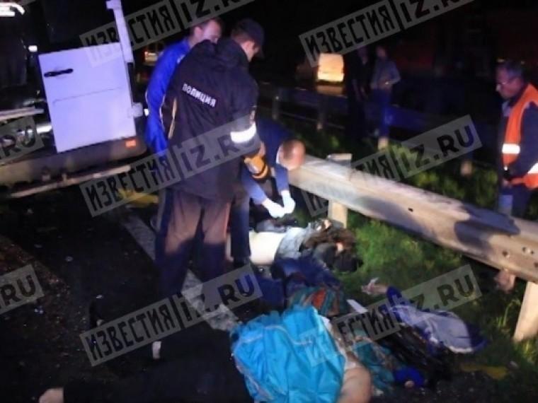 Пятый канал публикует список пострадавших встрашном ДТП под Калининградом