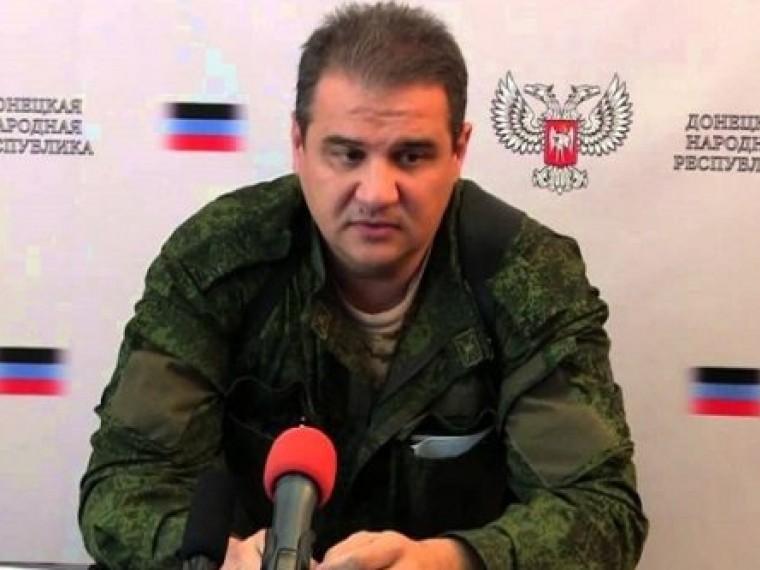 Министра доходов ДНР планировали подорвать насоветской мине