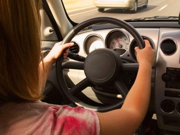 ВПриморье женщина переехала наавтомобиле собственного мужа
