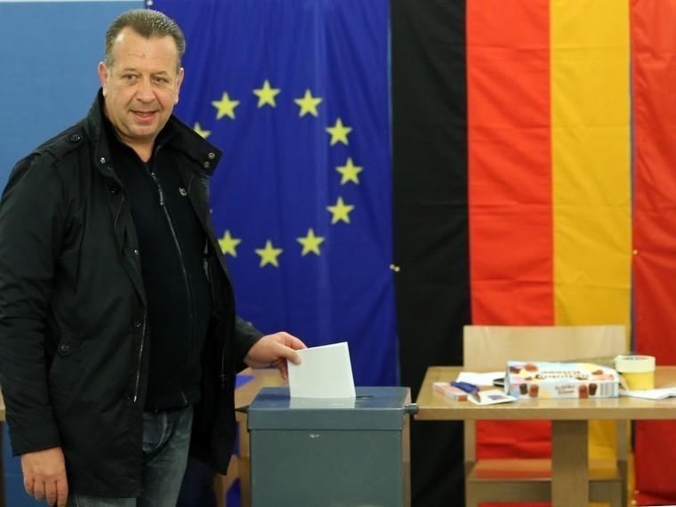 ВГермании начались парламентские выборы