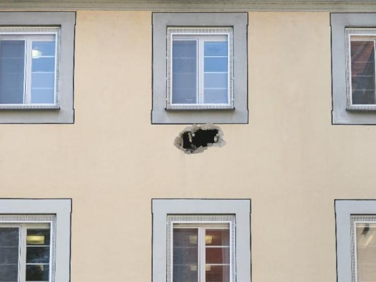 Немецкая полиция ищет сбежавших изклиники психопатов-убийц
