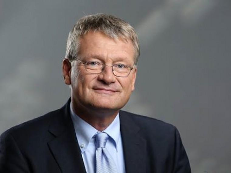 Сопредседатель «Альтернативы для Германии» сообщил онападении наего семью
