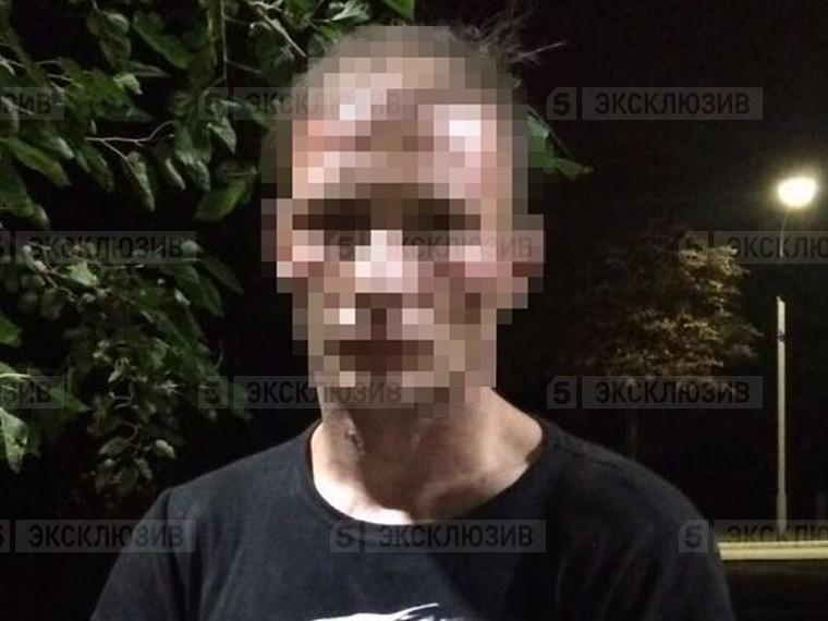Убийца-людоед изКраснодара при задержании сопротивлялся полиции