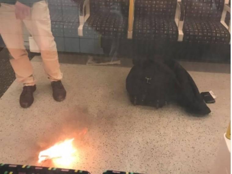 СМИ: Мощный взрыв прогремел вметро вЛондоне