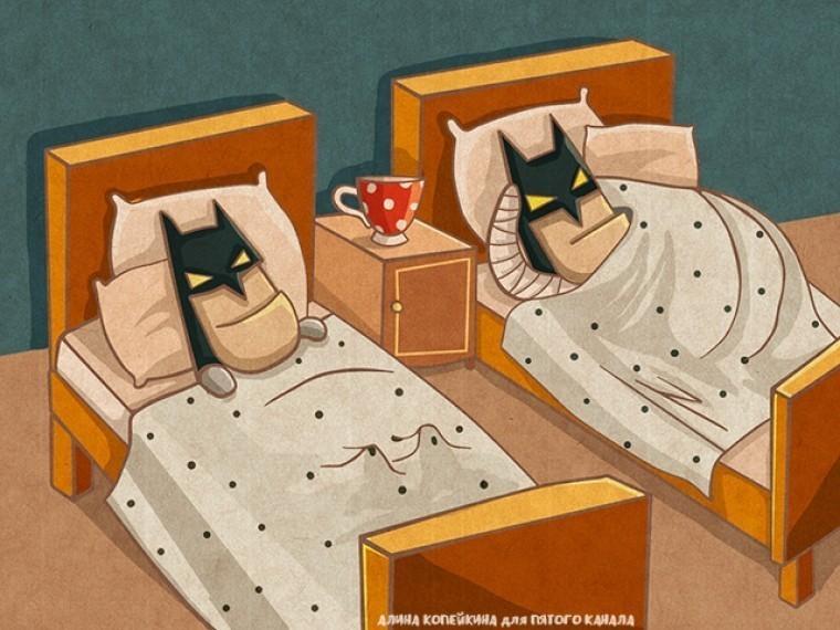 Летучие мыши смосковской пропиской перезимуют комфортно