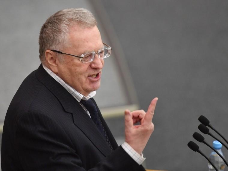 Жириновский предложил давать выходной запрививку отгриппа