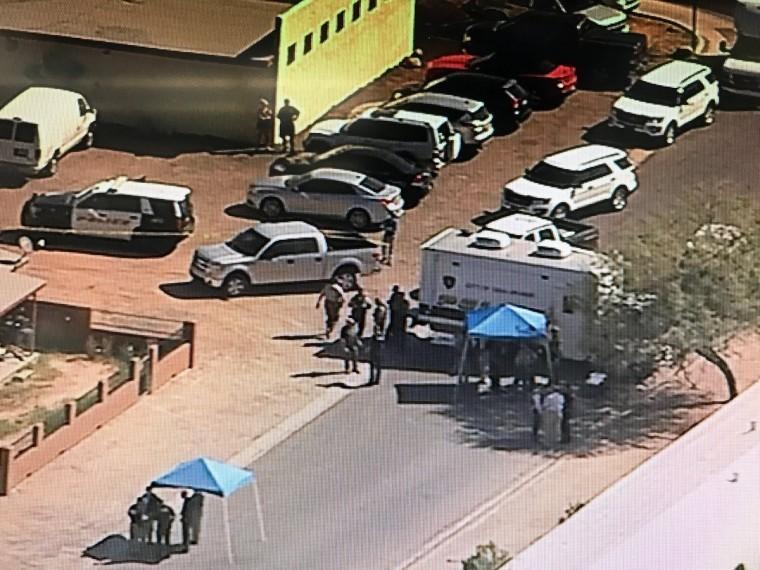 СМИ сообщают острельбе вамериканском штате Аризона— погибли четверо