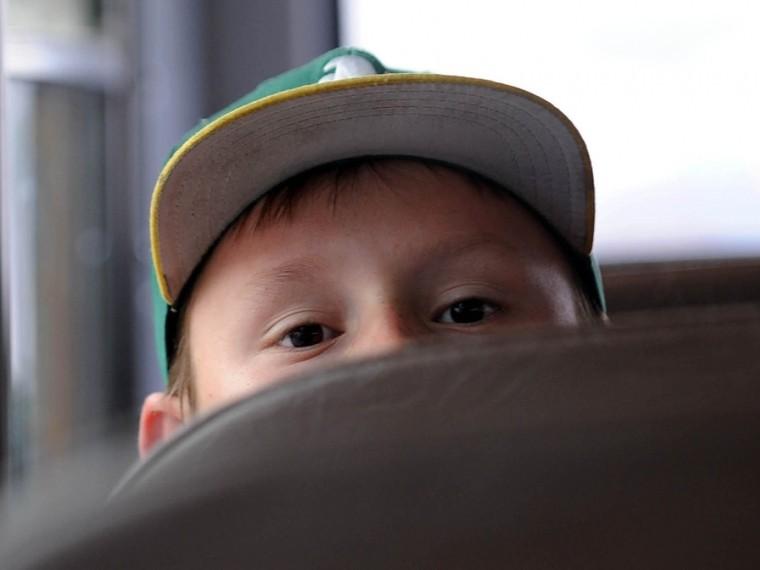 Пятилетний мальчик сам приехал намаршрутке изПетербурга вСестрорецк