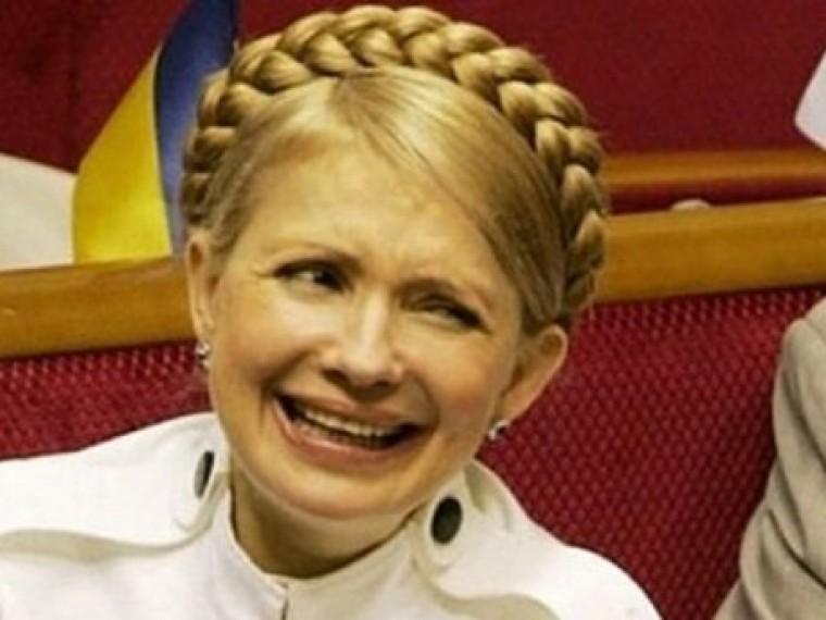 Тимошенко получила изоффшоров почти два споловиной миллиона гривен