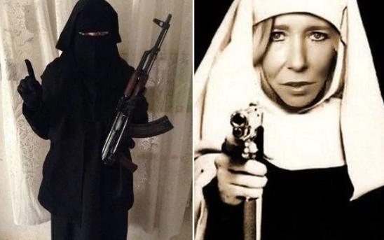 ВСирии убита британская террористка по прозванию  «Белая вдова»