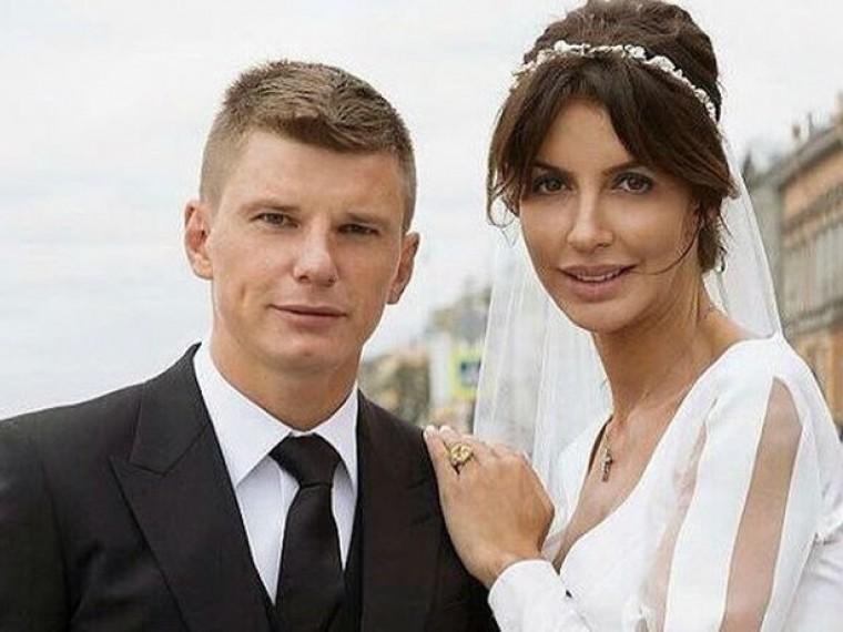 Супруга Аршавина прокомментировала новость орасставании смужем