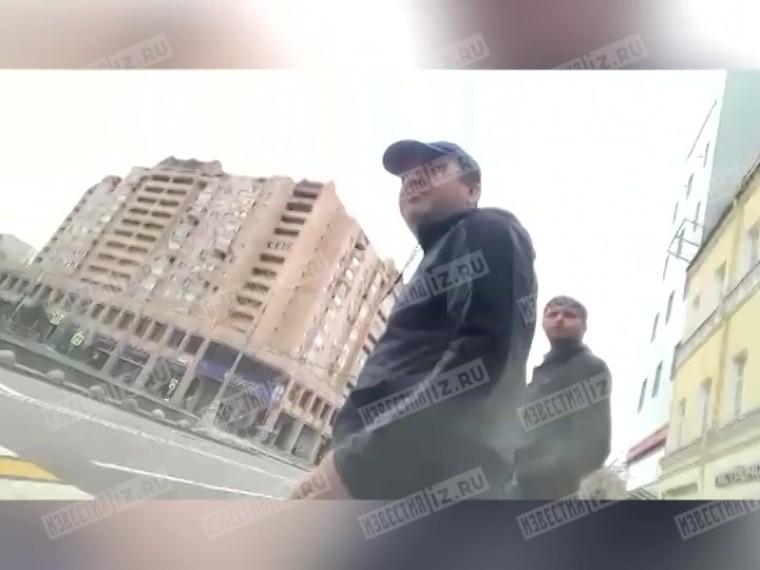 обычным водителем знакомый мужчины убитого москве