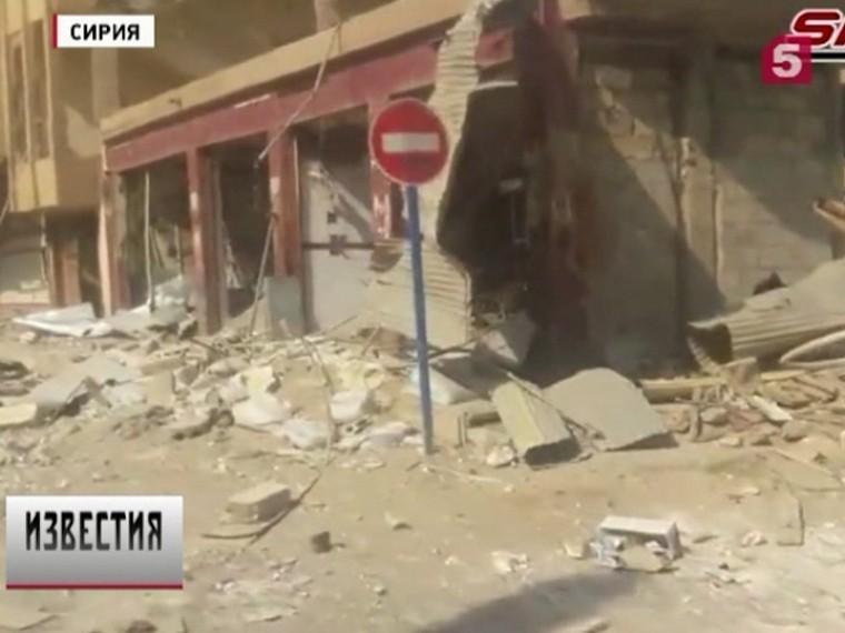 МО: Власти США пытаются замести следы собственного варварства всирийской Ракке