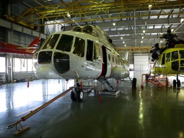 ВМексикепланируют начать производство российских вертолётов