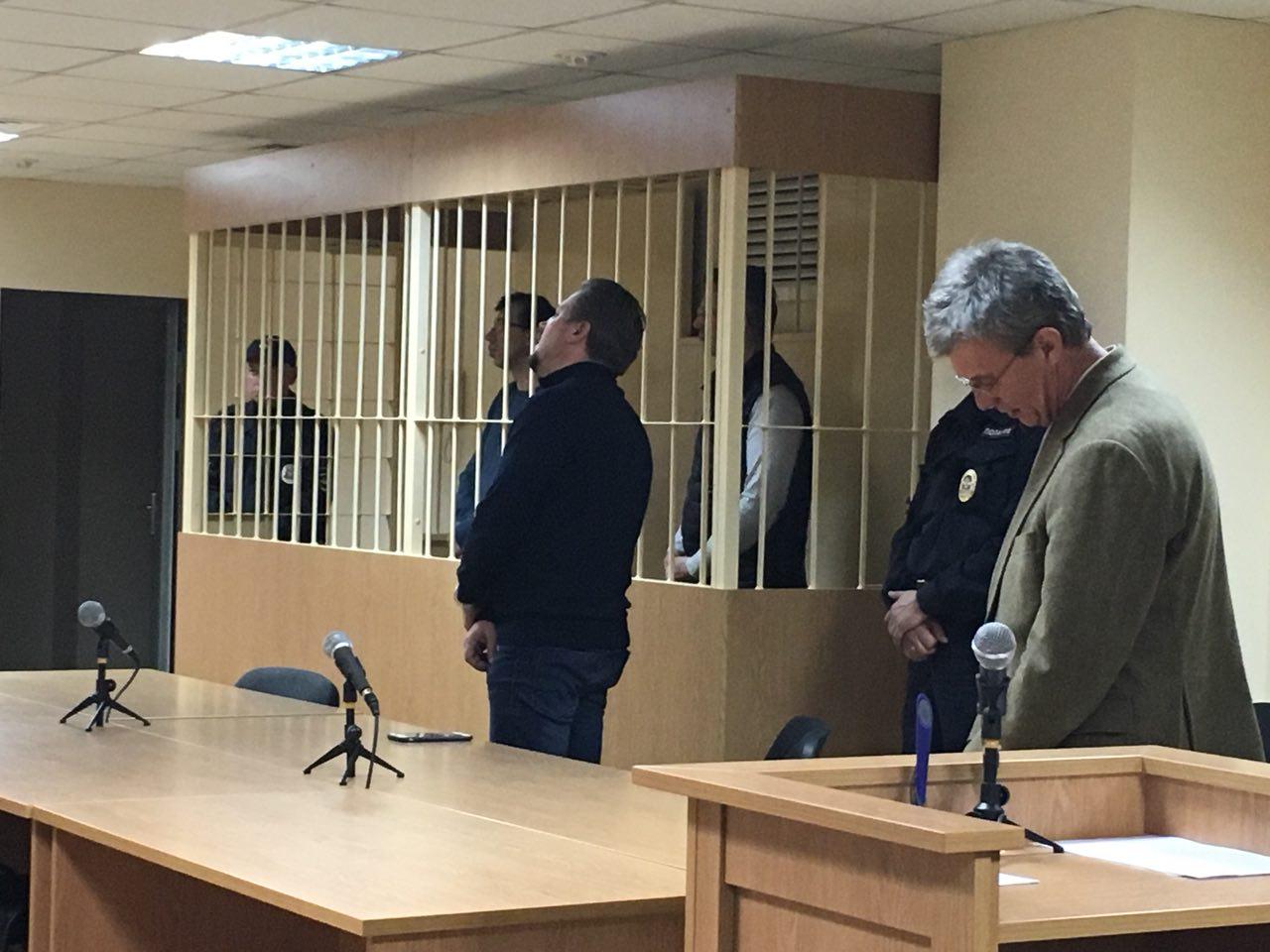 Экс-сенатор Сабадаш получил восемь споловиной лет поделу омошенничестве