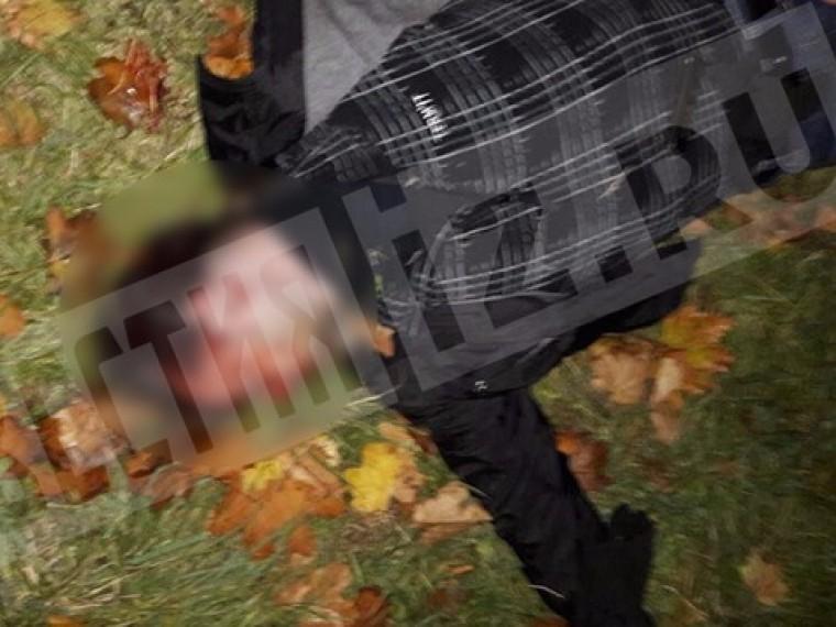 пятый канал публикует фотографии мужчины убитого перестрелке полицией