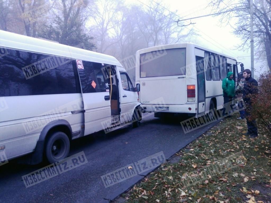 ВСтаврополе вДТП пострадали 5 человек