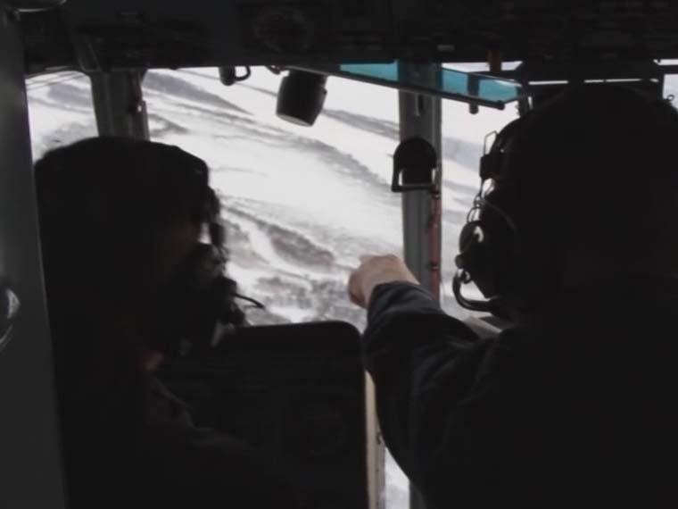 месту крушения вертолета россиянами гренландском море готовится вылететь
