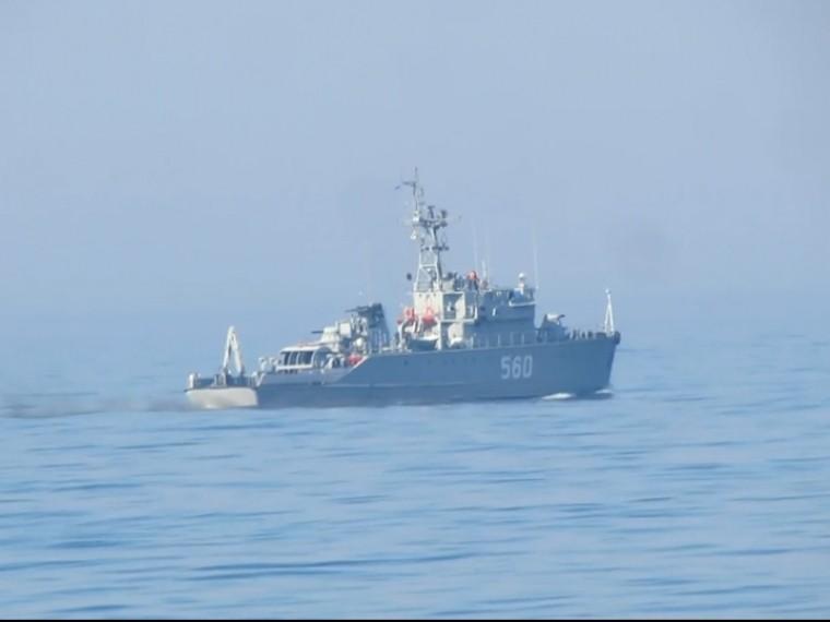 Тактические маневры: Боевые корабли Тихоокеанского флота иВМС Индии показали, начто способны