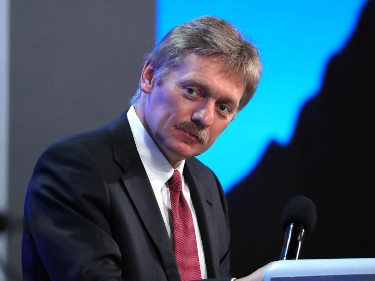 ВКремле прокомментировали планы Гордон баллотироваться впрезиденты