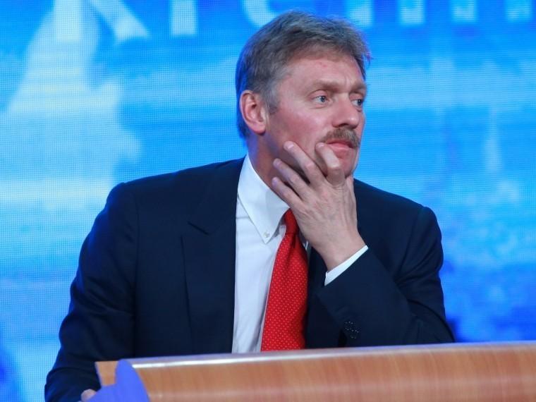 Песков прокомментировал слова Путина осборе иностранцами биоматериалов россиян
