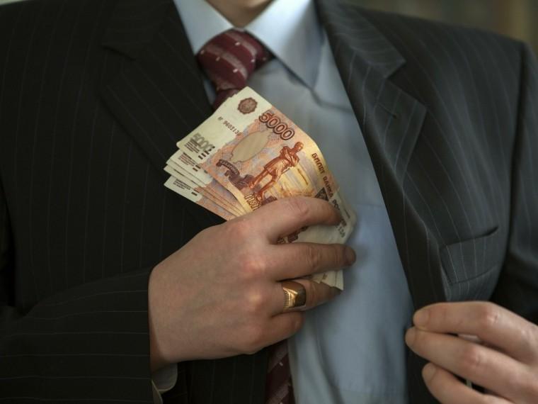 Заполучение взятки вдесять миллионов арестован сотрудник ФСБ вМоскве