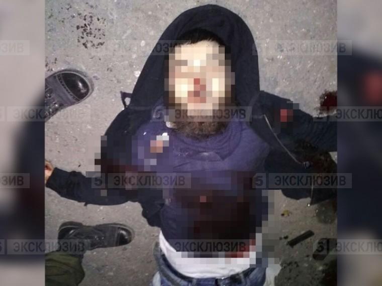 пятый канал публикует фото убитого полицейскими боевика ингушетии