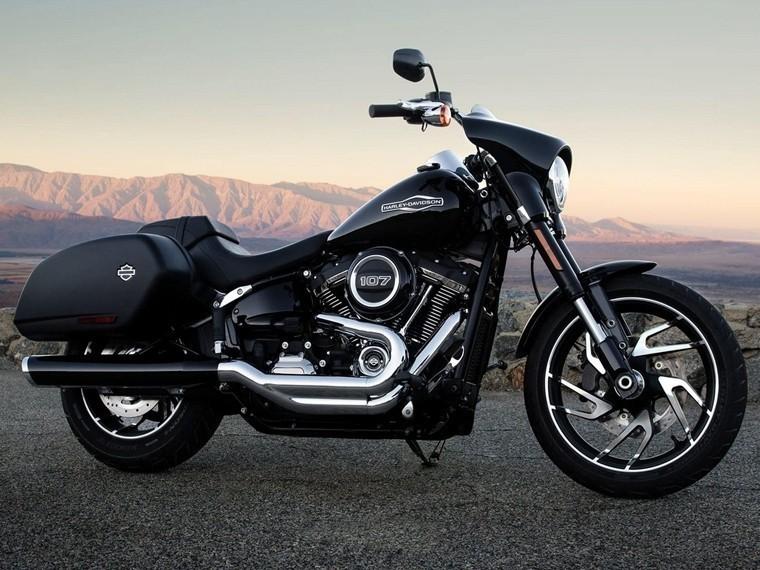 Конь-трансформер: Harley-Davidson выпустил обновленную классику
