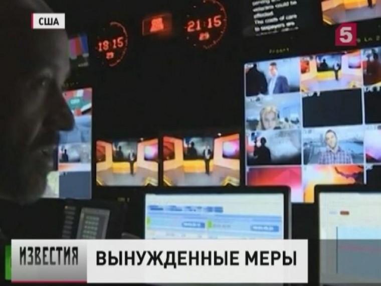 Министерство юстиции США зарегистрировало телеканал RTвкачестве иностранного агента