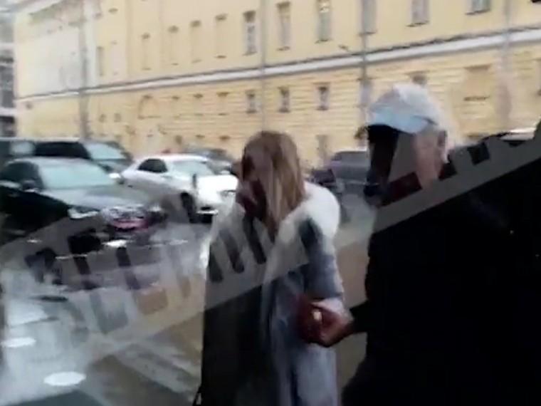 Настоящий топ-Гир: вМоскву прибыл голливудский актер Ричард Гир